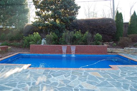 pool design landscape design contractor ideas landscape design