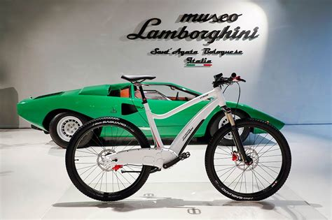E Bike 500 Euro by Lamborghini E Bikes Ein Lamborghini F 252 R 14 500 Euro