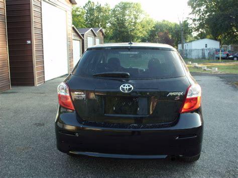 toyota matrix type 2009 toyota matrix s type low mileage autos nigeria