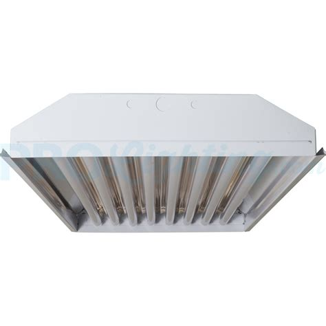 T8 Led Light Fixtures Techbrite B4208ssumxx 18w5k 8 Light T8 Led High Bay Fixture 5000k 18 000 Lumens 125 Lm W
