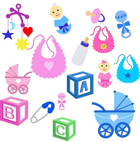 pictures of stuff baby stuff clipart clipart suggest