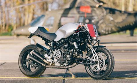 bernard the intruder ducati s2r custom by bernard mont bikebrewers