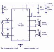 Car Audio Circuit Page 3  Automotive Circuits Nextgr