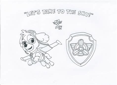paw patrol coloring pages everest badge paw patrol coloring pages badges google search