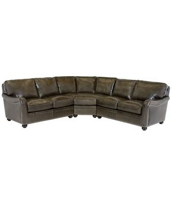 8 Way Leather Sofa by Leather 3 8 Way Sectional Sofa With