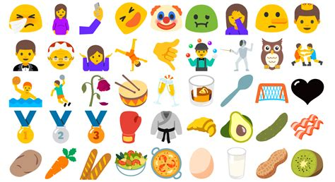 emoji for android that show up whatsapp gets new emojis from android 7 1