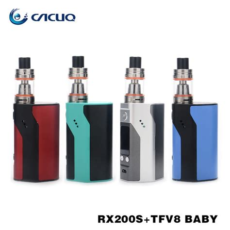 Garskin Wismec Rx200s 1 cacuq electronic cigarette small orders store selling and more on aliexpress