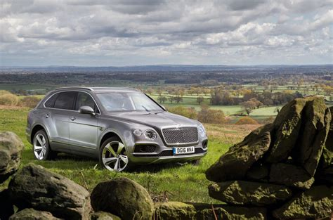 bentley bentayga truck bentley bentayga review 2017 autocar