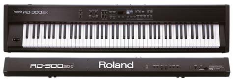 Keyboard Roland Rd 300sx roland rd 300sx image 66814 audiofanzine