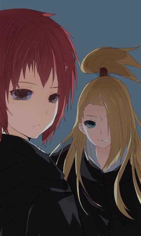 sasori fanart page  zerochan anime image board