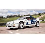 Classified Of The Week Ford RS200  Top Gear