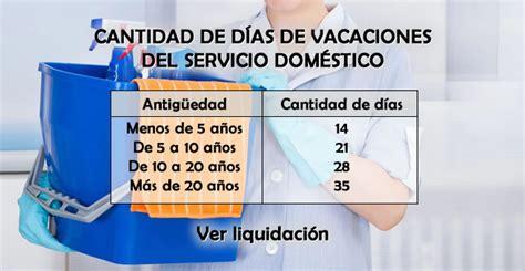 gua para liquidar arbanet de ingresos brutos econoblog liquidar vacaciones del servicio dom 233 stico econoblog
