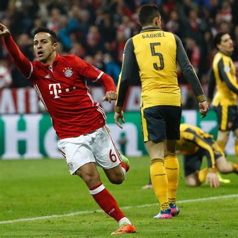 arsenal score bayern munich vs arsenal score reaction to 2017