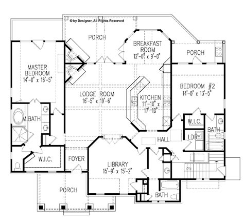 open floor plan blueprints best open floor house plans homes floor plans