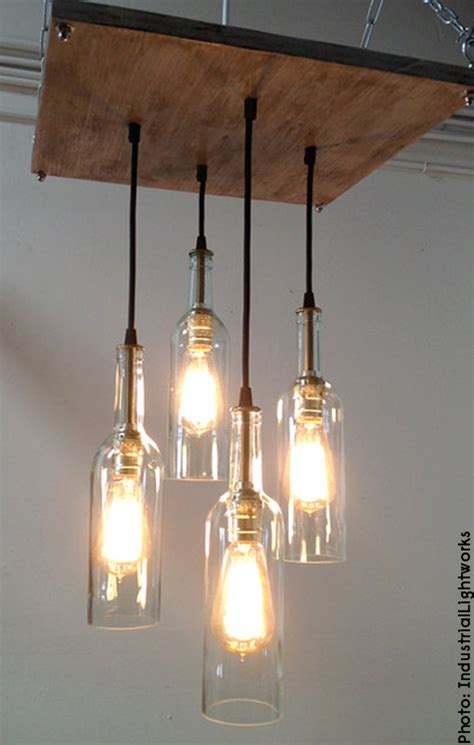 lights made from wine bottles 5 cool ways to recycle empty wine bottles vinepair