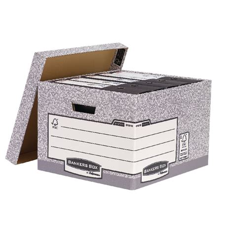 bankers box fellowes r kive bankers box storage archive system pack