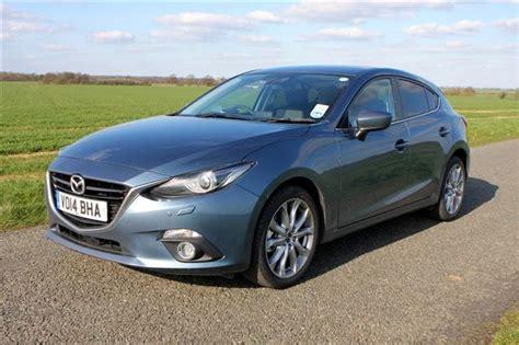 Mazda 3 Company Car Parkers
