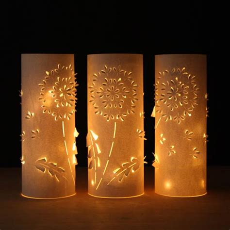 How To Make Paper Lanterns For Candles - 6 lovely diy memorial candle projects 187 urns