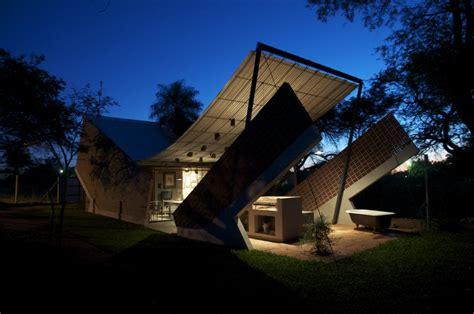 Hammock House by Hammock House Laboratorio De Arquitectura Asuncion Paraguay
