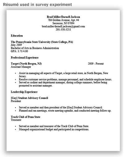 G Stage Resume by Negative Stereotypes Can Cancel Each Other Out On R 233 Sum 233 S
