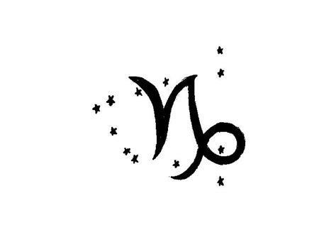 capricorn sign with constellation i love this so much on