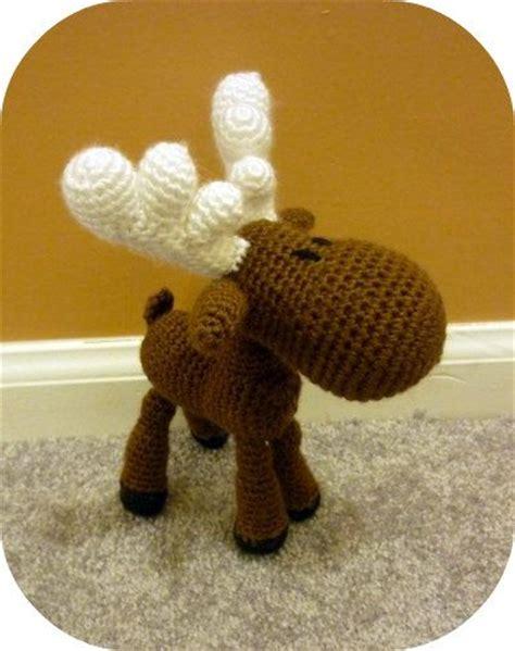 amigurumi moose pattern free free crochet amigurumi animals pattern handmade crochet