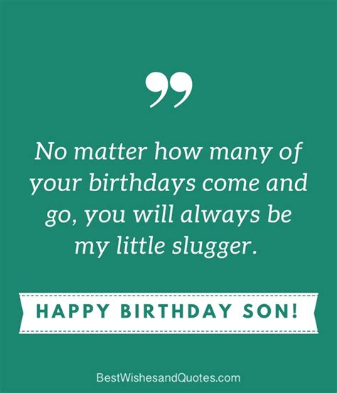 Happy Birthday Quotes For Sons by 35 Unique And Amazing Ways To Say Quot Happy Birthday Quot
