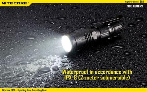 Nitecore Ea11 Explorer Series Led Cree Xm L2 U2 900 Lumens nitecore ea11 explorer series led cree xm l2 u2 900 lumens black jakartanotebook