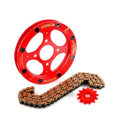 Gear Set Sinnob jual sinnob drive chain kit gear set resmi honda