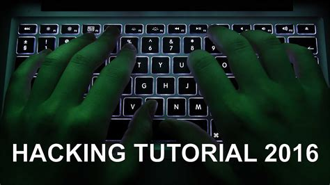 tutorial hacker wie man ein hacker wird hacking tutorial 2016 hackerworld