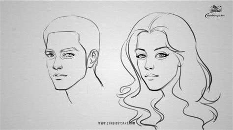 Drawing 3 4 Faces by 30 Best Drawing Tutorials Learn Drawing Techniques From