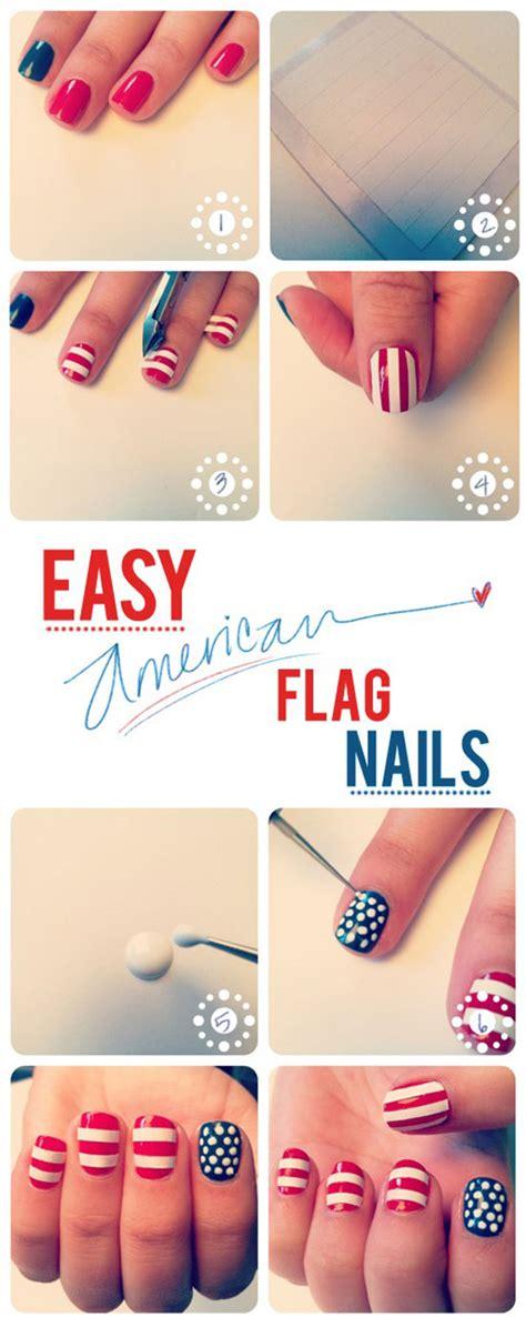 25 simple nail art tutorials for beginners 25 best easy nail art tutorials 2012 for beginners