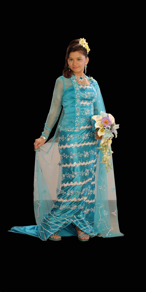 Wedding Dresses   Myanmar Arts