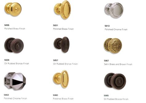 Different Door Knobs by Shopping For Door Knobs Types To Choose From Welcome