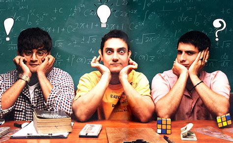 biography of 3 idiots movie eight life lessons that the blockbuster movie 3 idiots