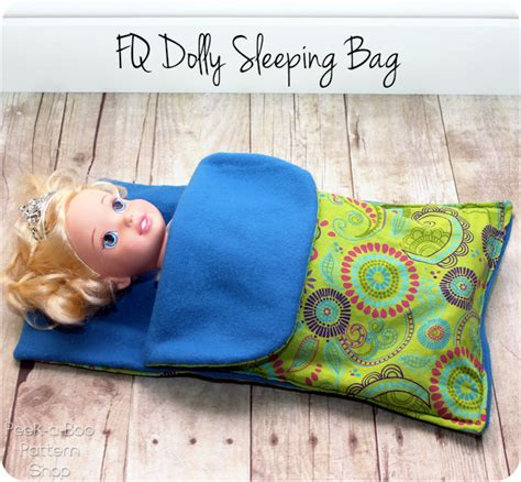 how to make a sleeping bag out of a comforter fq doll sleeping bag tutorial peek a boo pages sew