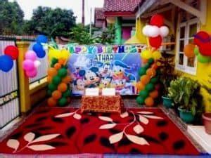 ide pesta ulang tahun anak dengan budget hemat cermati ide pesta ulang tahun anak sederhana murah tapi berkesan