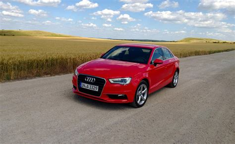 2015 Audi A3 Review Automobile Magazine 2015 Audi A3 Sedan Review Car Reviews