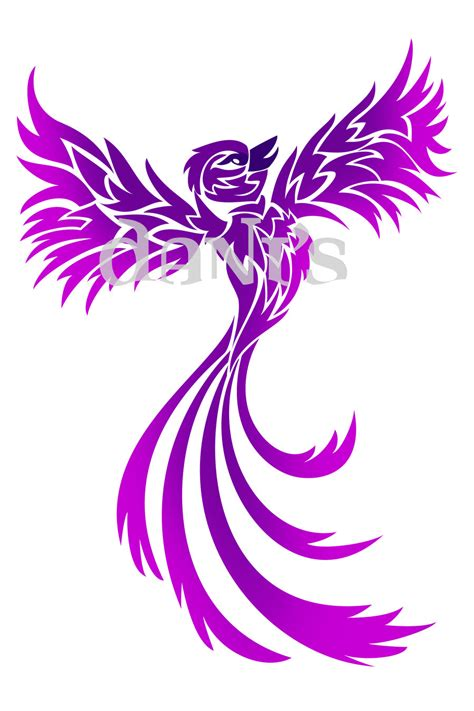 tribal dove tattoos purple tribal dove design by whitetigress