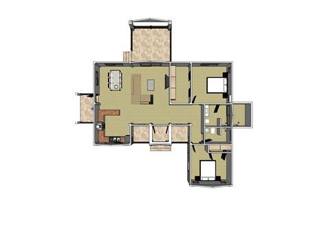 single storey bungalow floor plan house plan single story bungalow interesting pim two