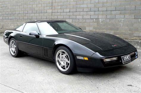 books on how cars work 1989 chevrolet corvette instrument cluster chevrolet c4 corvette coupe rhd auctions lot 28 shannons