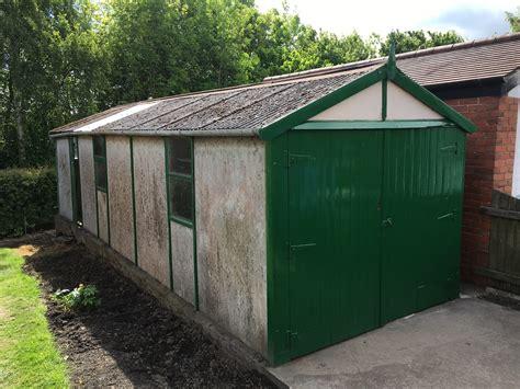 Leeds Garage by Asbestos Garage Removal Batley Leeds Lees