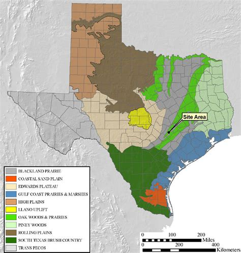 post texas map mckinney roughs