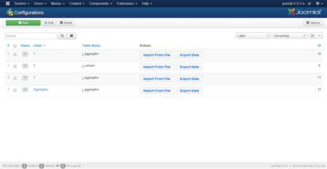 export csv format list csv import export free joomla component web design seo forum