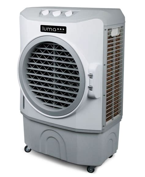 Evap Ac Lg evaporative air cooler 650 sq ft garage fan humidifier lg