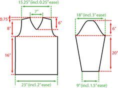 pattern drafting for knitwear the magic formula for even increases and decreases this