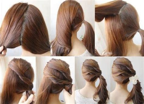hairstyles for a casual day cute casual days hairstyles pinterest quick