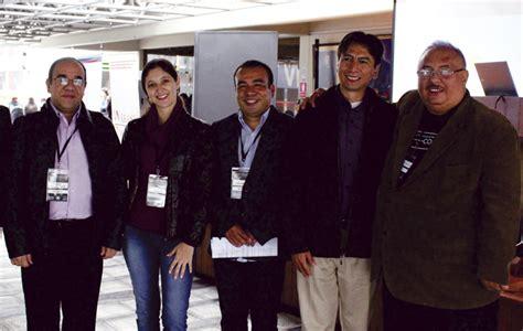 Mba A Distancia Peru by Geral Professores Participam De Congresso No Peru Usc