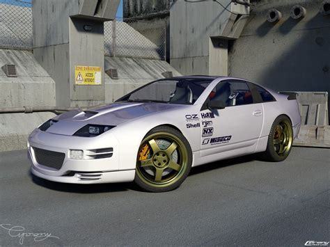 nissan 300zx turbo wallpaper 300zx wallpaper wallpapersafari