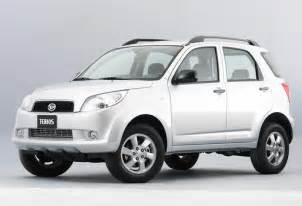 Daihatsu Be Go Daihatsu Terios Bego Blanco Toyota Rent A Car Flickr